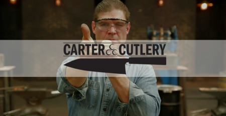 carter cutlery - interview