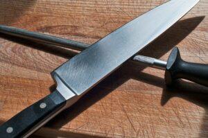 How to Sharpen a Santoku Knife