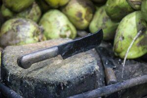 Restore a Rusty Knife