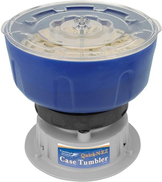 The Vibratory Tumbler