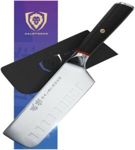 DALSTRONG 6-Inch Phantom Series Japanese AUS8 Steel High Carbon Nakiri Knife