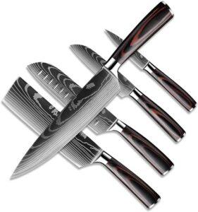 DFITO Kitchen Chef Knife Set