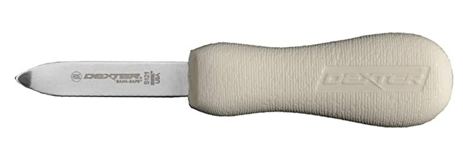 Dexter-Russell New Haven Style Oyster Shucking Knife