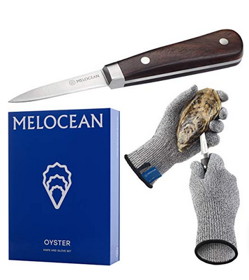 Melocean Oyster Shucking Knife