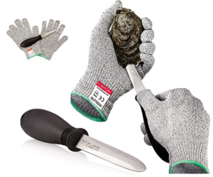 Rockland Guard Oyster Shucking Knife