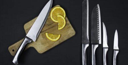 Beautiful knife sets