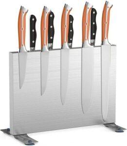 EVV Magnetic Knife Block Holder